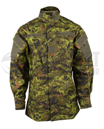 Invader Gear ACU Ripstop Military Uniform Jacket, CADPAT