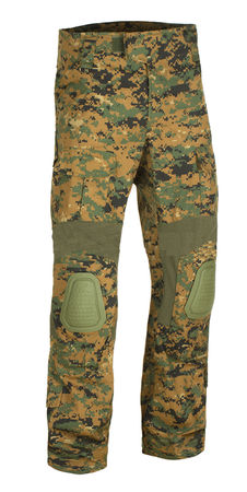 Invader Gear Predator Ripstop Military Uniform Combat Pants, Digital Woodland