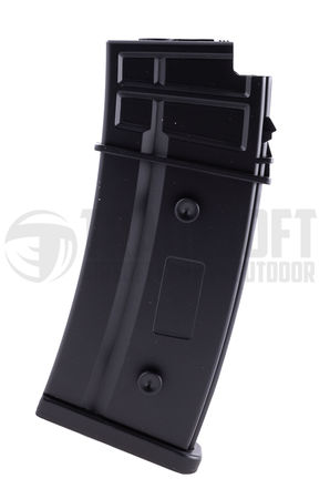 Jing Gong Hi-Cap Magazine for G36 series (470 Rounds)