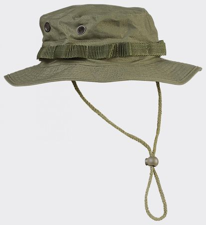 Helikon Ripstop Boonie with Heat Shield (100% cotton), Olive Green
