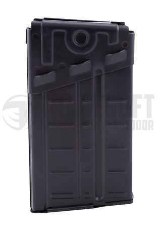 LCT Steel Mid-Cap Magazine for G3 Series, Black (140 Rounds)