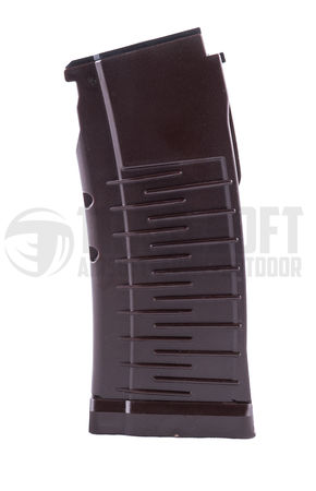 LCT Mid-Cap Magazine for AS Val/VSS/SR-3/SR-3M Series, Plum (100 Rounds)