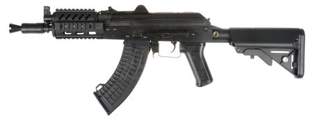 LCT AK-74UN RIS with Quick Spring Change (Steel)