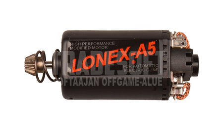 Lonex A5 Motor, O-Type (Short)