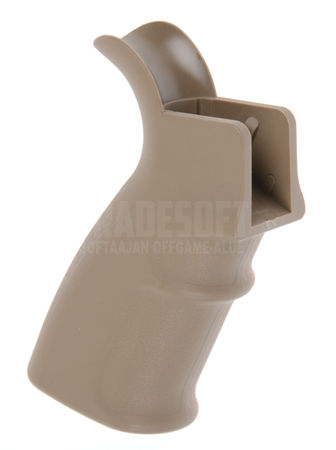 Lonex PR Pistol Grip for M4/M16 Series, Tan (Without Base Plate)