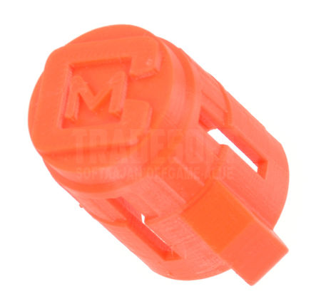 Mancraft Tournament Lock for Regulator, Red