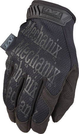Mechanix Wear Original Gloves, Black (Covert)