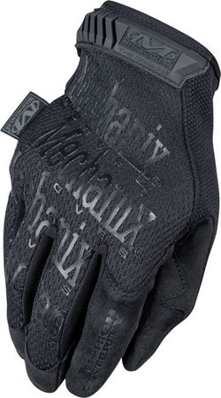 Mechanix Wear Original 0.5mm Gloves, Black (Covert)