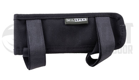 Milspex Battery Bag for Stock, Black