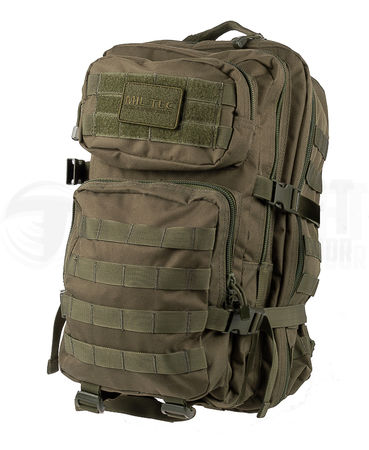 Mil-Tec US Assault Pack LG Backpack, OD