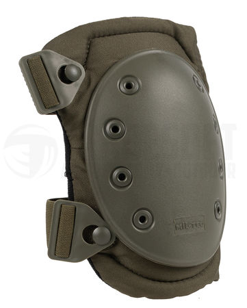 Mil-Tec Knee Pads with Quick-Release Buckles, OD