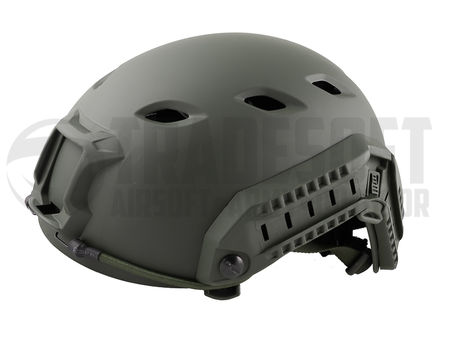Mil-Tec FAST Bump High Cut Helmet, OD
