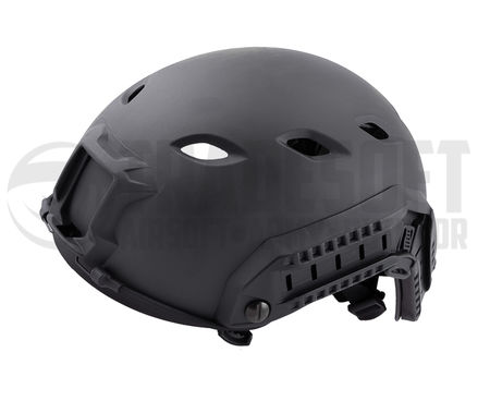 Mil-Tec FAST Bump High Cut Helmet, Black