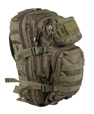 Mil-Tec US Assault Pack SM Backpack, OD