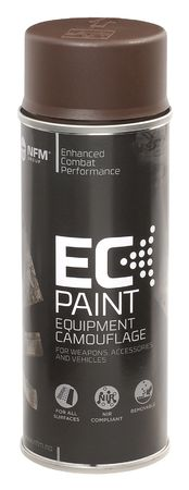 NFM EC Gun Paint 400ml, Mud Brown