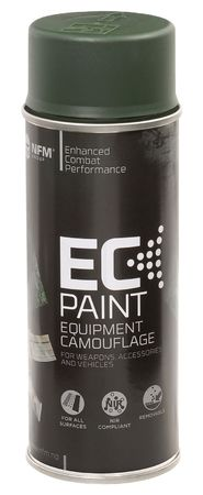 NFM EC Gun Paint 400ml, Forest Green