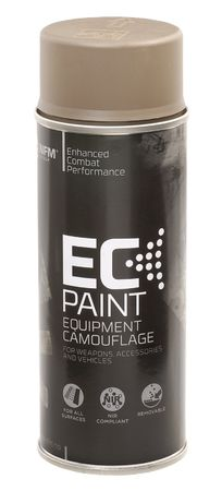 NFM EC Gun Paint 400ml, Coyote Brown
