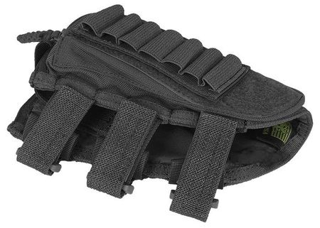 Pantac Cheek Pad for Shotgun/Rifle Stock, Black