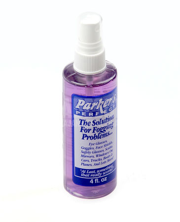 Parker's Perfect Anti-Fog Spray 120ml (4 fl. oz)