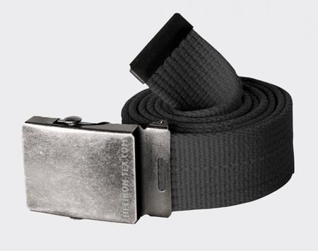 Helikon Canvas Belt, Black