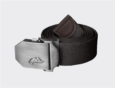 Helikon Belt with Chameleon Logo, Black