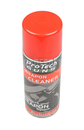 ProTechGuns Weapon Cleaner Spray/Grease Remover 400ml