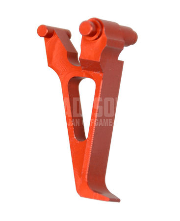 RetroArms CNC Speed Trigger for AK Series (Type A, Red)
