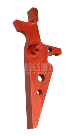 RetroArms CNC Speed Trigger for M4/M16 Series (Type A, Red)