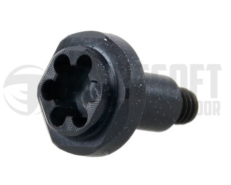 RetroArms CNC Fire Selector Screw for AK Series, Black