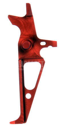 RetroArms CNC Speed Trigger for M4/M16 Series (Type B, Red)