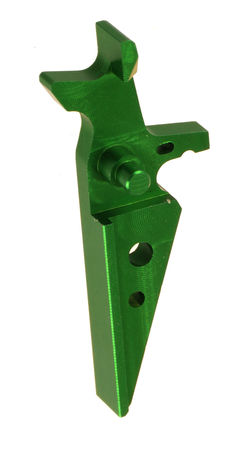 RetroArms CNC Speed Trigger for M4/M16 Series (Type A, Green)