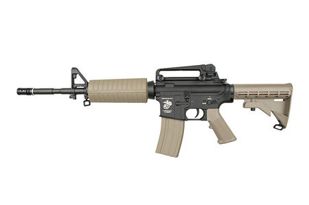 Specna Arms M4A1 SAEC™, Tan (Full Metal), SA-B01-HT-V2