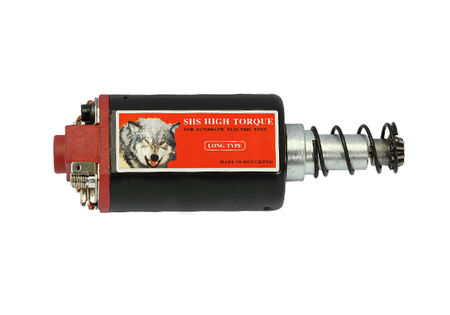 SHS High Torque Motor, D-Type (Long)