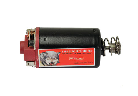 SHS High Torque Motor, D-Type (Short)