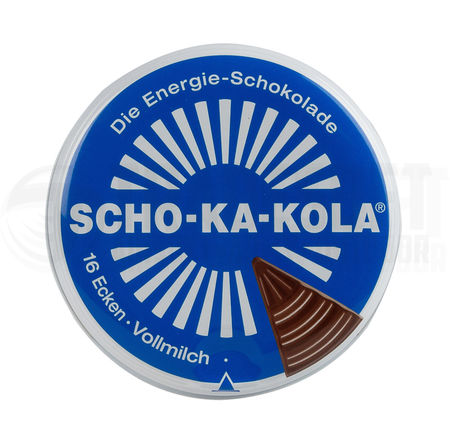 Scho-Ka-Kola, Milk Chocolate