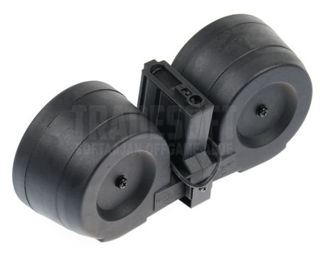 SRC Electric Drum Magazine for M4 Series (2000 Rounds)