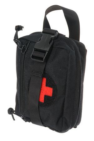 Templar's Gear Rip-Off First Aid Pouch, Black