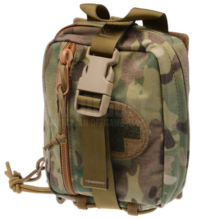 Templar's Gear Rip-Off First Aid Pouch, Multicam