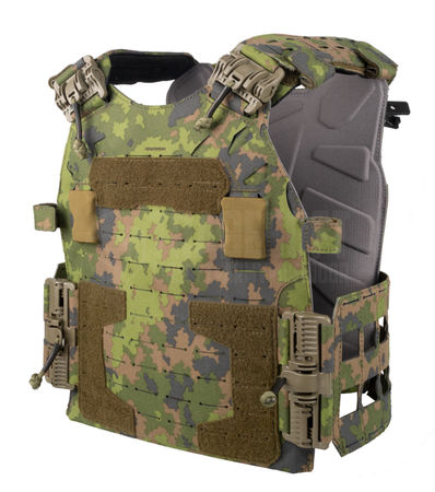 Templar's Gear CPC Plate Carrier with ROC Attachment, M05 (Crusader Plate Carrier)