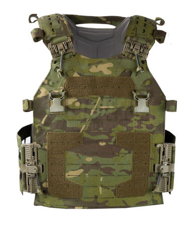 Templar's Gear CPC Plate Carrier with ROC Attachment, Multicam Tropic (Crusader Plate Carrier)