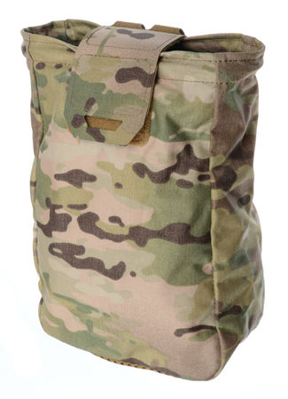 Templar's Gear Long Dump Pouch, Multicam