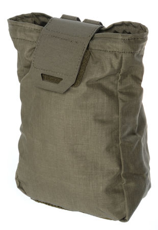 Templar's Gear Long Dump Pouch, Ranger Green