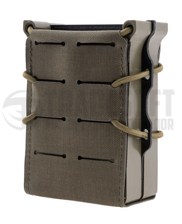 Templar's Gear FAST Single Magazine Pouch for Two Rifle Mags, Ranger Green