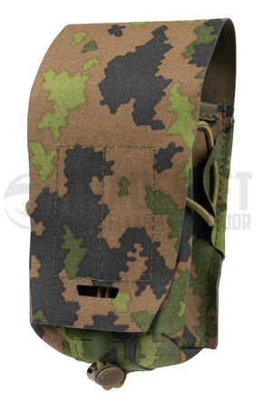 Templar's Gear Long Single Magazine Pouch for Two FAL/G3/M14/SR25 Mags Gen. 3, M05