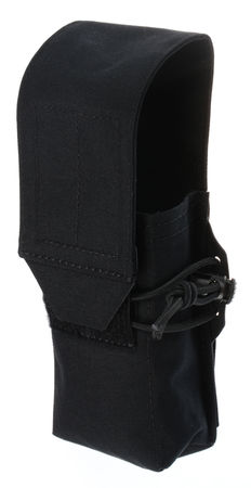 Templar's Gear Single Magazine Pouch for Two AK Mags, Black