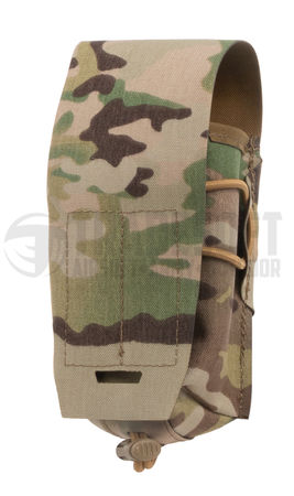 Templar's Gear Single Magazine Pouch for Two AK Mags Gen. 3, Multicam