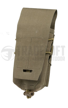 Templar's Gear Single Magazine Pouch for Two AK Mags Gen. 3, Ranger Green