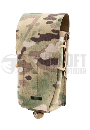 Templar's Gear Single Magazine Pouch for Two M4/M16 Mags Gen. 3, Multicam