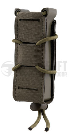 Templar's Gear FAST Single Magazine Pouch for One Pistol Mag, Ranger Green