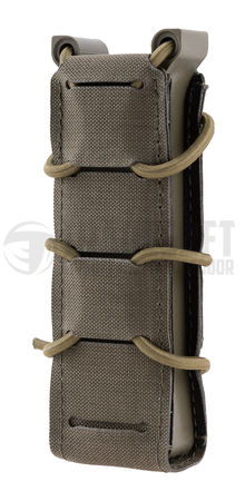 Templar's Gear FAST Single Magazine Pouch for One SMG Mag, Ranger Green
